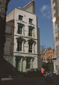 No. 2 Palace St., Dublin 2 Ireland. (Reproduced courtesy of Peter Pearson)
