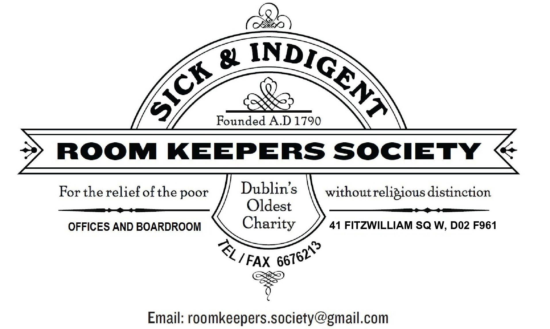 The Sick and Indigent Roomkeepers' Society